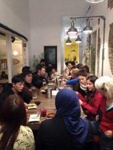 Intercambios de inglés gratis en Granada: Lemon Rock
