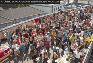 Escuela inglés Galway Irlanda Atlantic Language