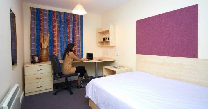 "Residencias por el centro de Londres: St Giles ""on-site"""