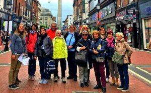 Inglés para mayores en Dublin 50+