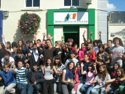 Nuestro campamento inglés Irlanda,