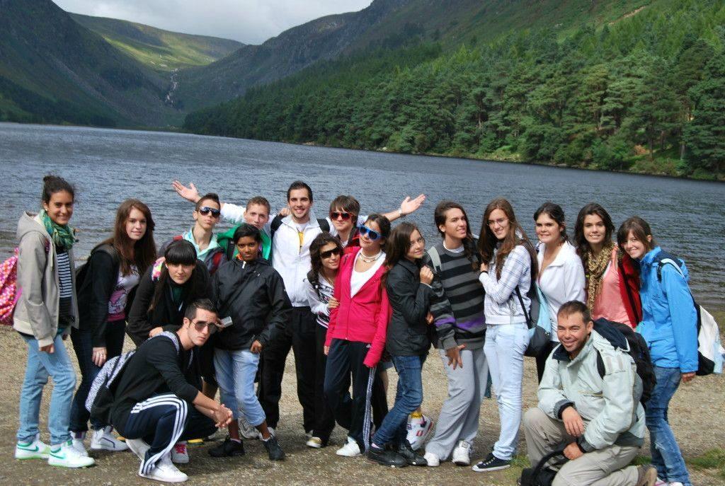 Nuestro campamento de inglés en Irlanda