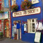 un calles en la ciudad de Galway