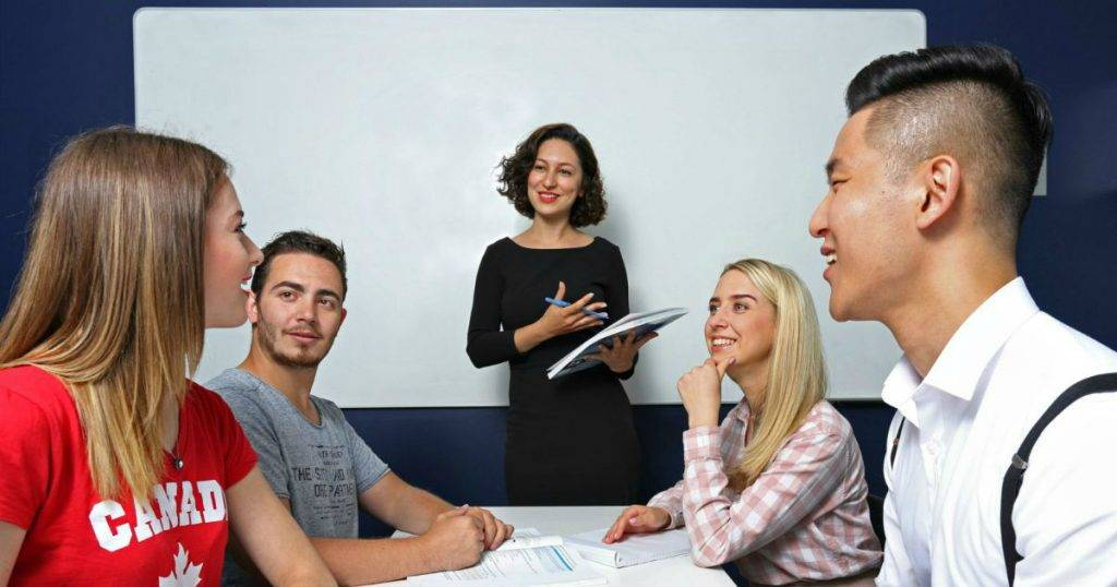 Cursos de inglés para negocios en el extranjero