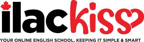 Kiss Ilac logo | Inglés Ya