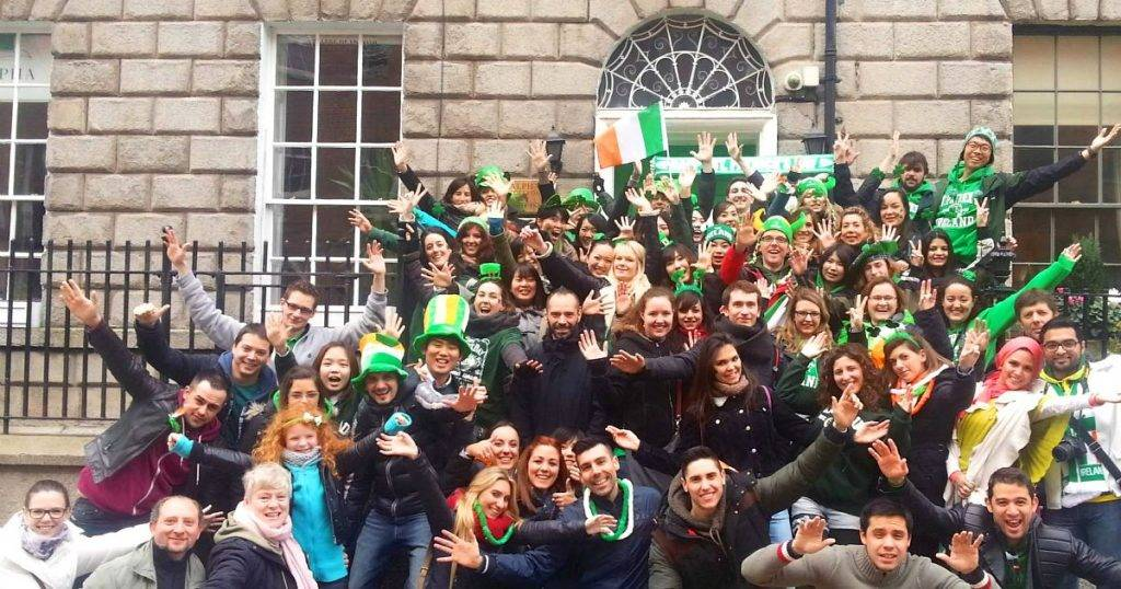 Curso de inglés en Dublin Irlanda