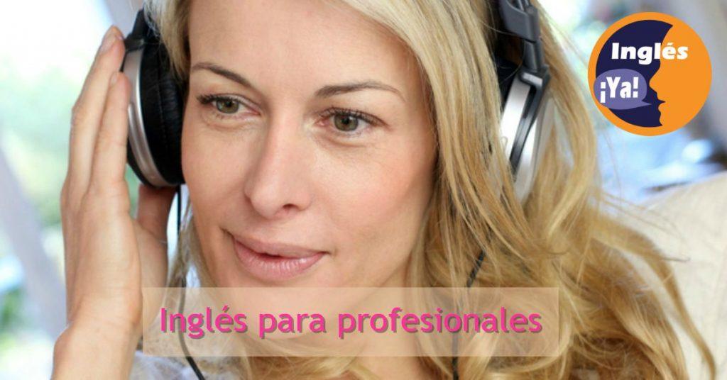 Inglés para profesionales online | Inglés Ya
