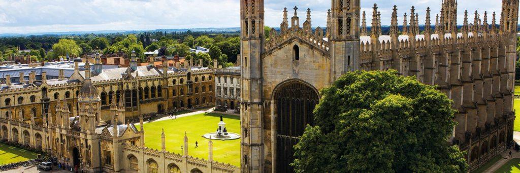 La mejor escuela de inglés en Cambridge