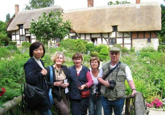 inglés en vacaciones mayores 50 Inglaterra