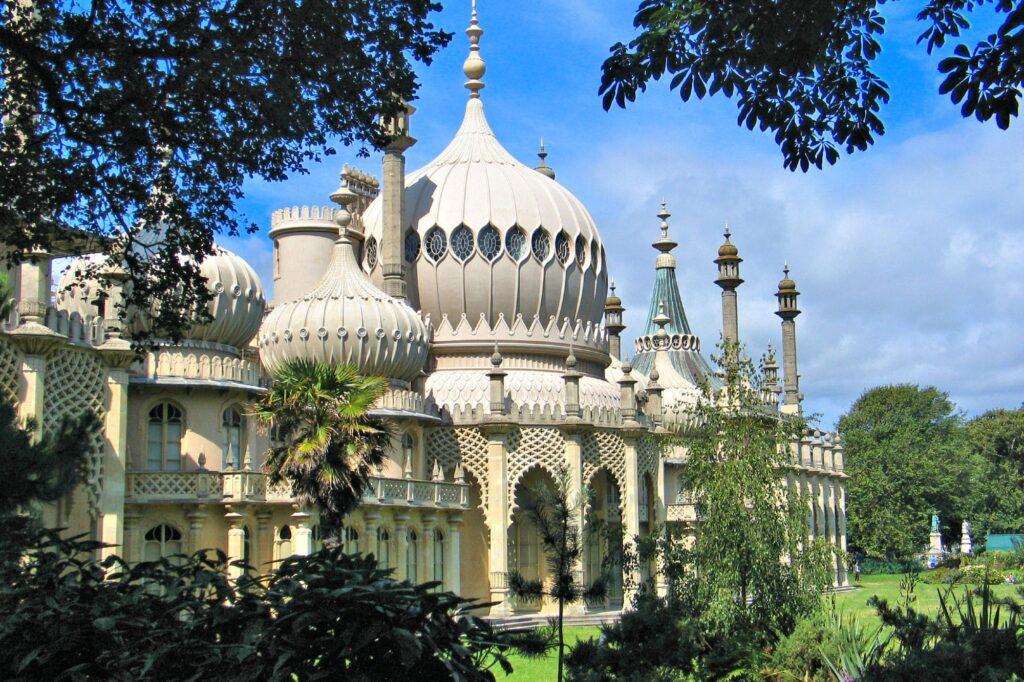 Roya Pavillion, Brighton día soleado | Inglés Ya