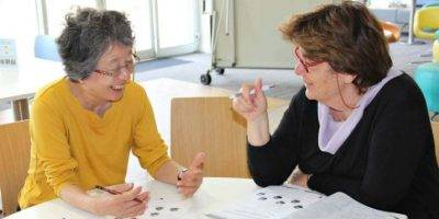 cursos de ingles para mayores en Bournemouth 50 plus