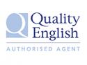 logo Quality English para acreditar Inglés Ya
